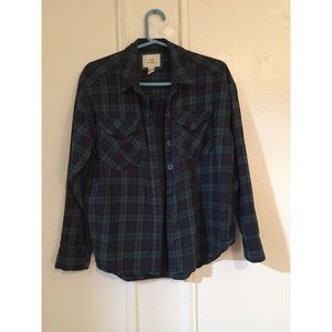 F21 FLANNEL SHIRT